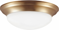 Seagull 75434-848 Nash Satin Bronze LED Ceiling Lighting