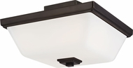 Seagull 7713702EN3-778 Ellis Harper Contemporary Brushed Oil Rubbed Bronze LED Home Ceiling Lighting