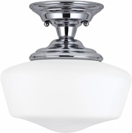 Seagull 77436EN-05 Academy Chrome LED Ceiling Light