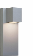 Seagull 8301593S-10 NON/CAT Items Contemporary Bronze LED Outdoor Lamp Sconce