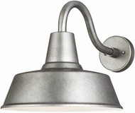 Seagull 8737401-57/T Barn Light Vintage Weathered Pewter LED Exterior Lamp Sconce