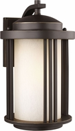 Seagull 8747901EN-71 Crowell Modern Antique Bronze LED Outdoor Wall Sconce Lighting
