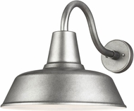 Seagull 8837401-57/T Barn Light Vintage Weathered Pewter LED Outdoor Wall Sconce Lighting