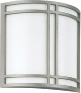 Seagull 89060EG-755 Piedmont Contemporary Pewter LED Wall Sconce