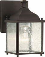 Seagull OL4000ORB Terrace Traditional Oil Rubbed Bronze Outdoor Light Sconce