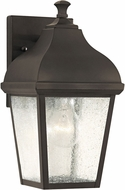 Seagull OL4001ORB Terrace Traditional Oil Rubbed Bronze Exterior Lighting Sconce