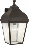 Seagull OL4003ORB Terrace Traditional Oil Rubbed Bronze Outdoor Lamp Sconce