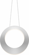 Sonneman 1754.16 Haro Modern Bright Satin Aluminum LED Pendant Lighting