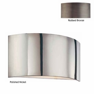 Sonneman 1880 Dianelli Shield Contemporary Wall Sconce