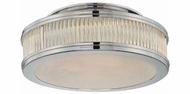 Sonneman 1977 Rivoli Contemporary FlushMount Ceiling Light 12  diameter