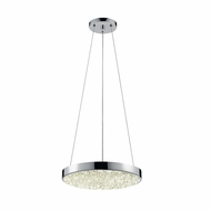Sonneman 2565.01 Dazzle Modern Polished Chrome LED Pendant Light Fixture