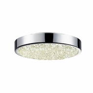 Sonneman 2566.01 Dazzle Contemporary Polished Chrome LED Ceiling Lighting