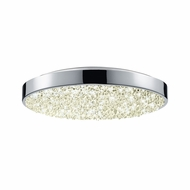 Sonneman 2567.01 Dazzle Modern Polished Chrome LED Ceiling Light