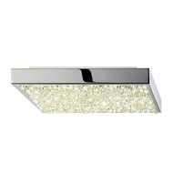 Sonneman 2569.01 Dazzle Modern Polished Chrome LED Ceiling Lighting Fixture
