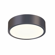 Sonneman 2745.32 Pi Modern Black Bronze LED 8  Overhead Lighting