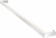 Sonneman 2810.16-3 Thin-Line Modern Bright Satin Aluminum LED 36  Wall Bar / Wall Sconce Lighting