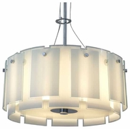 Sonneman 318501 Velo Modern Small Pendant Light
