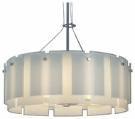 Sonneman 318601 Velo Modern Wide Pendant Light