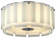 Sonneman 318901 Velo Modern Large Semi.Flush Ceiling Light