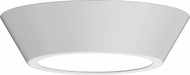 Sonneman 3730.03 Oculus Modern Satin White LED Ceiling Lighting