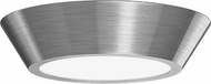 Sonneman 3730.13 Oculus Contemporary Satin Nickel LED Ceiling Light