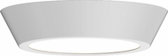 Sonneman 3731.03 Oculus Contemporary Satin White LED Ceiling Lighting Fixture