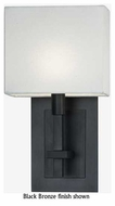 Sonneman 4435 Montana Contemporary Short Wall Sconce