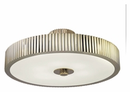 Sonneman 4625.35 Paramount Modern 23 Inch Diameter Semi Flush Lighting Fixture