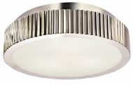 Sonneman 4629.35 Paramount Large Polished Nickel 16 Inch Diameter Ceiling Light Fixture
