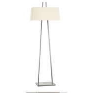 Sonneman 4682.13 A Contemporary Satin Nickel Lighting Floor Lamp