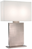 Sonneman 6045 Plinth Contemporary Tall Table Lamp