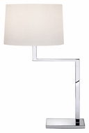 Sonneman 6425.01 Thick Thin 29 Inch Tall Polished Chrome Table Lamp