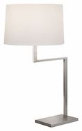 Sonneman 6425.13 Thick Thin Satin Nickel 29 Inch Tall Modern Table Light