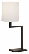 Sonneman 6445.27 Thick Thin Small Coffee Bronze Finish 24 Inch Tall Table Light