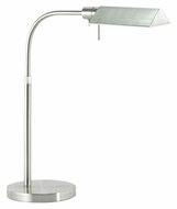 Sonneman 7004.13 Tenda Pharmacy Satin Nickel Xenon Table Lamp