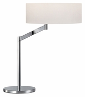 Sonneman 7082.01 Perch Polished Chrome 23 Inch Tall Table Light