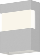 Sonneman 7280.98.WL Band Contemporary Textured White LED Outdoor Wall Lighting Fixture