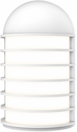Sonneman 7400.98-WL Lighthouse Contemporary Textured White LED Exterior 9  Wall Lighting