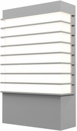 Sonneman 7414.74-WL Tawa Contemporary Textured Gray LED Exterior 13  Wall Light Fixture