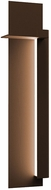 Sonneman 7435.72-WL Backgate Modern Textured Bronze LED Exterior 30  Lighting Wall Sconce