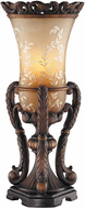 Stein World 97847 Chantilly Traditional Bronze / Hand-Painted Table Lighting