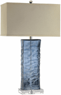 Stein World 99763 Arendell Blue / Clear Table Top Lamp