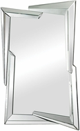 ELK Home 114-65 Juxtaposed Angles Contemporary Clear Wall Mounted Mirror