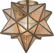 Sterling 1145-003 Moravian Modern Antique Mercury Ceiling Lighting