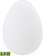 Sterling 1222-010 A Design Space Oddysey Contemporary White LED Outdoor Accent Light
