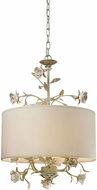 Sterling 123-001 Pendelier White Hanging Lamp