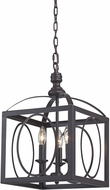 Sterling 141-001 Ailsa Aged Bronze Entryway Light Fixture