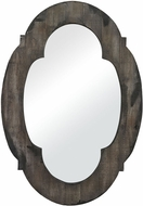 ELK Home 26-8654 Berkely Aged Wood & Hand Rubbed Gold Wall Mirror