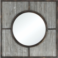 Sterling 3116-025 Second Republic Antique Grey / Bronze Wall Mirror