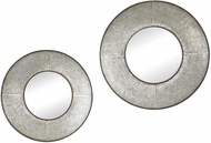 ELK Home 3138-261-S2 Choptank Oxidized Aluminum Wall Mirror - Set of 2
